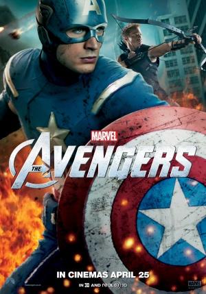 The Avengers 1417x2027