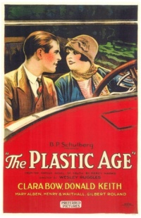The Plastic Age poster