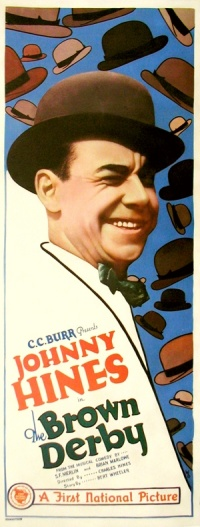 The Brown Derby poster
