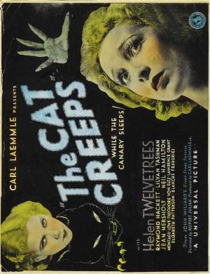 The Cat Creeps 741x964