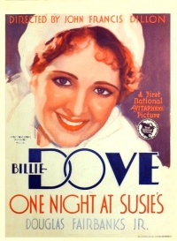 One Night at Susie's poster