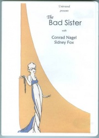 The Bad Sister poster