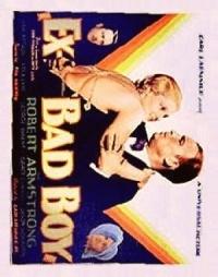 Ex-Bad Boy poster