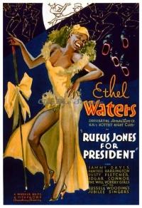 Rufus Jones for President poster