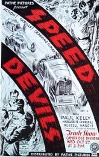 Speed Devils poster