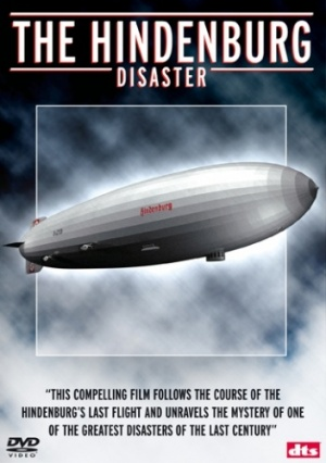 Hindenburg Disaster Newsreel Footage Cover