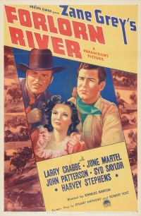 Forlorn River poster