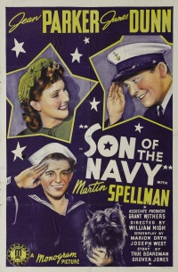 Son of the Navy poster