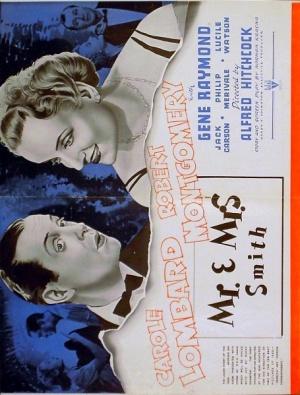 Mr. & Mrs. Smith 455x599