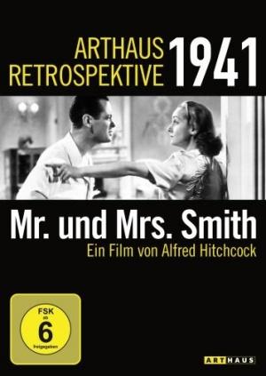 Mr. & Mrs. Smith 355x500