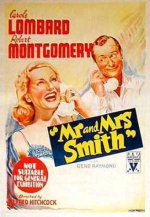Mr. & Mrs. Smith 328x474