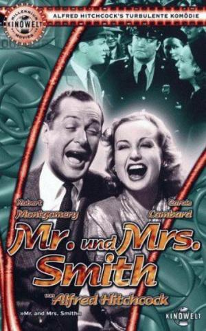 Mr. & Mrs. Smith 354x568
