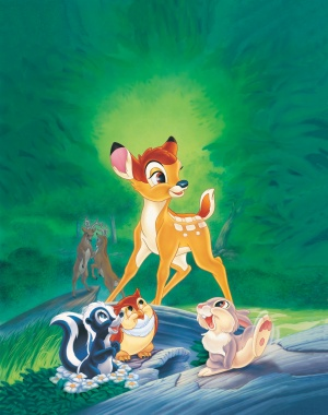 Bambi Key art