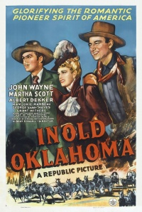 In Old Oklahoma poster