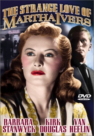 The Strange Love of Martha Ivers Dvd cover