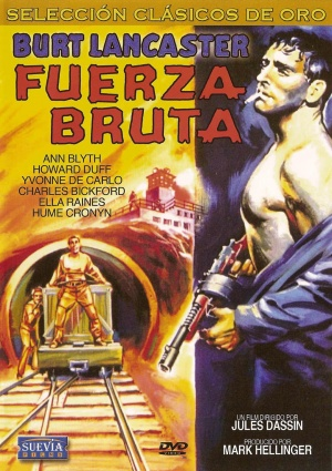 Brute Force Dvd cover