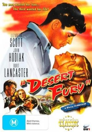Desert Fury 400x572