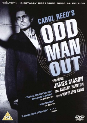 Odd Man Out Dvd cover