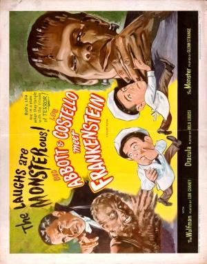Bud Abbott Lou Costello Meet Frankenstein 3064x3916