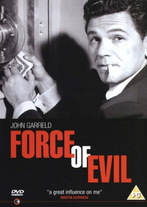 Force of Evil Dvd cover