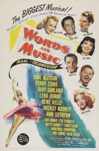 Parole e musica poster