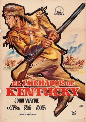 The Fighting Kentuckian 2073x2927