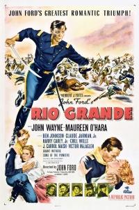 Rio Grande poster