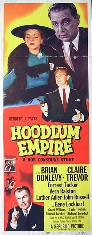Hoodlum Empire 323x826