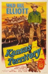 Kansas Territory poster