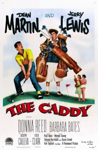 The Caddy poster