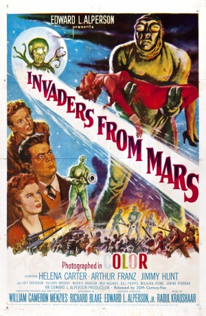 Invaders from Mars 3269x5000