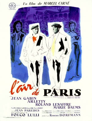 Air de Paris, L' Poster
