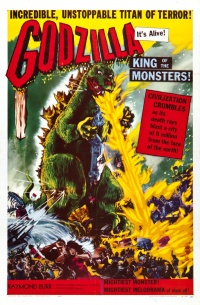 Godzilla, King of the Monsters! poster
