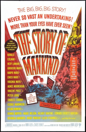 The Story of Mankind Poster