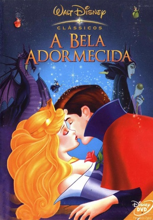 Sleeping Beauty Dvd cover