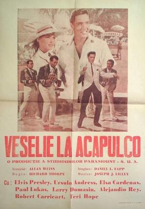 Fun in Acapulco 811x1166