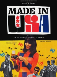 Made in U.S.A poster