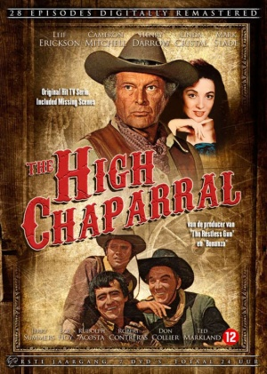 The High Chaparral 550x772