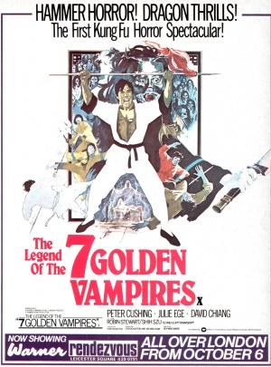 The Legend of the 7 Golden Vampires 1199x1617