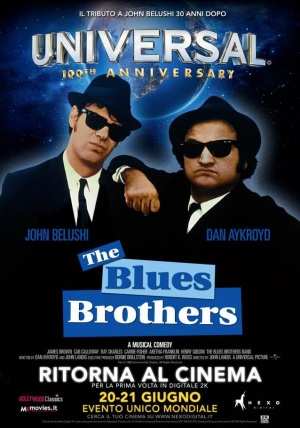 The Blues Brothers 638x910