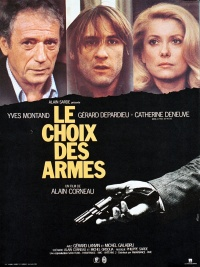 Choice of Arms poster