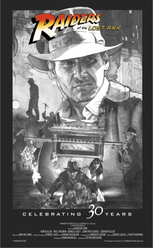 Raiders of the Lost Ark 556x900