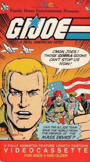 G.I. Joe: A Real American Hero 894x1600