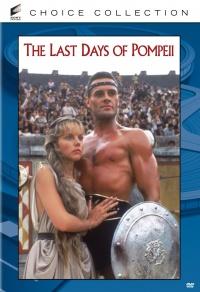 The Last Days of Pompeii poster