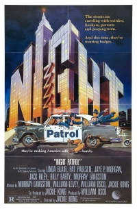 Night Patrol poster