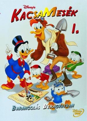 DuckTales - Neues aus Entenhausen 1560x2173