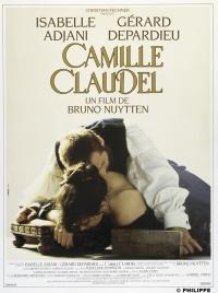 Camille Claudel poster