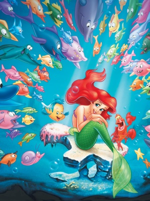 The Little Mermaid 2688x3600