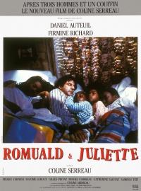 Romuald és Juliette poster
