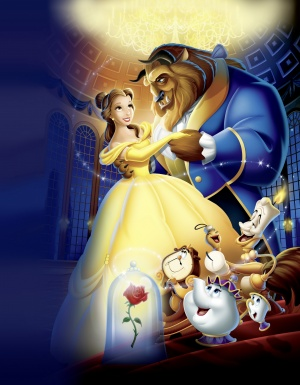 Beauty and the Beast 3897x5000